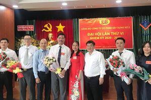 Các Đảng bộ, Chi bộ cơ sở trực thuộc Đảng bộ Khối cơ sở Bộ Xây dựng hoàn thành Đại hội nhiệm kỳ 2020 – 2025