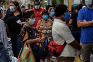 Covid-19: Gần 5,5 triệu ca mắc, Mỹ Latin tiếp tục là điểm nóng