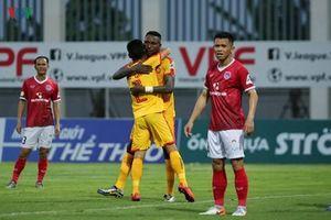 Samson, Đình Tùng tỏa sáng, Thanh Hóa FC thắng kịch tính Phố Hiến
