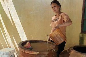 Dân xã đảo ở Quảng Nam lao đao vì nước ngầm nhiễm phèn