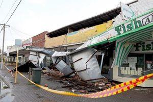 Bão lớn nhất một thập kỷ đổ bộ miền Tây Australia, thiệt hại nặng nề