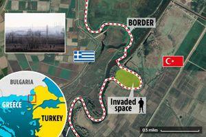 Nội bộ Hy Lạp mâu thuẫn vì cách thức xử lý tranh chấp biên giới với Thổ Nhĩ Kỳ