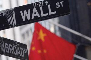 Mỹ chưa thể sớm đẩy công ty Trung Quốc rời sàn chứng khoán Mỹ