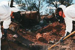 Điều chưa biết về khu thí nghiệm chất độc sarin ở Australia của giáo phái Ngày tận thế Nhật Bản
