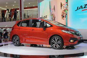 Honda Jazz ngừng phân phối ở Việt Nam?