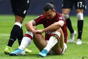Ibrahimovic đối mặt nguy cơ mất cả mùa giải