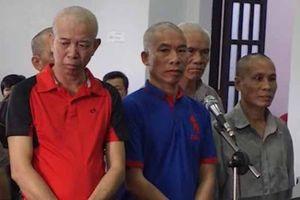 6 cựu binh bị buộc tội hủy hoại rừng: 'Chúng tôi không làm sai'