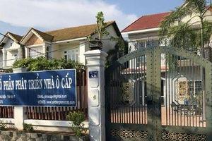 Tổng giám đốc công ty Phát triển nhà Ô Cấp bị khởi tố