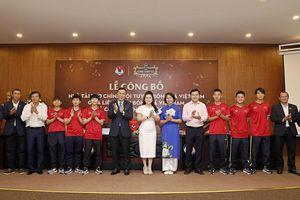 Đội tuyển quốc gia Việt Nam có nhà tài trợ mới