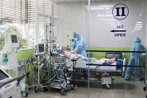 Hành trình giành giật sự sống cho bệnh nhân 91