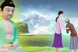 Phật dạy: Phụng dưỡng cha mẹ là may mắn nhất của đời người