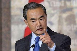 Ngoại trưởng Vương Nghị: Quan hệ Mỹ-Trung Quốc đang 'bị bắt làm con tin'