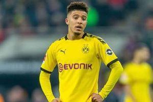 Đấu Bayern Munich, Dortmund nhận hung tin từ Sancho