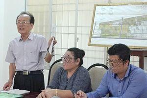 Khởi tố Chủ tịch HĐQT Công ty Phát triển nhà Ô Cấp