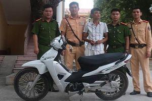 Nghiện ma túy, cướp xe máy của học sinh