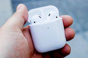Apple sắp ra mắt tai nghe AirPods mới có tính năng đặc biệt