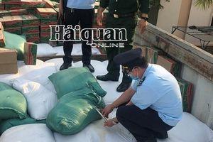Hải quan Lao Bảo khởi tố vụ buôn lậu hơn 57 tấn gạo