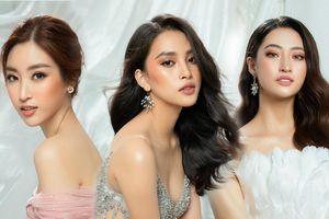 Bộ ba Người đẹp nhân ái Miss World Đỗ Mỹ Linh - Tiểu Vy - Lương Thùy Linh đọ sắc bất phân thắng bại
