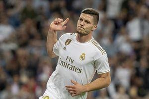 'Bom xịt' Luka Jovic quyết tâm bám trụ lại Real Madrid