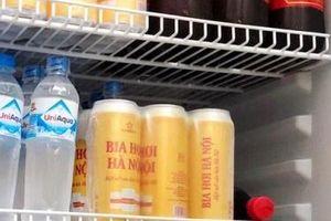 Bia Hà Nội tung dịch vụ ship bia hơi miễn phí trong 2 tiếng