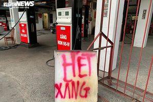 Xử lý nghiêm việc găm hàng chờ tăng giá trong kinh doanh xăng dầu