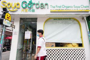 Chuỗi Soya Garden đóng cửa hơn một nửa chi nhánh