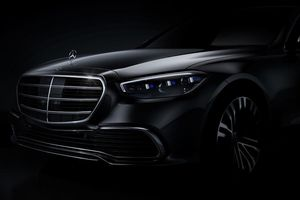 Mercedes-Benz hé lộ S-Class thế hệ thứ bảy