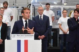 Pháp chi tám tỷ euro vực dậy ngành ô-tô, ưu tiên ô-tô điện