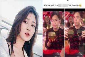 Ngô Kiến Huy bị 'ném đá' livestream bán hàng fake