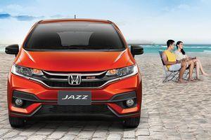 Honda Jazz 'biến mất' tại sạp hàng của Honda Việt Nam