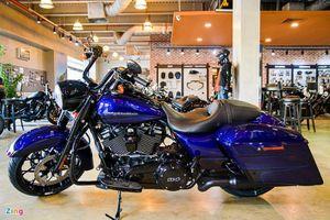 'Thằng béo' Harley-Davidson Road King mới, hơn 1 tỷ ở Sài Gòn