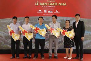 Tập đoàn Danh Khôi bàn giao 167 nhà phố Barya Citi đầu tiên cho cư dân