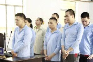Xử vụ hỗn chiến 8 người thương vong: 8 bị cáo bị tuyên 146 năm tù