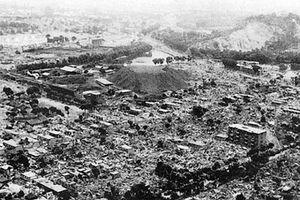 Những trận động đất kinh hoàng trong lịch sử