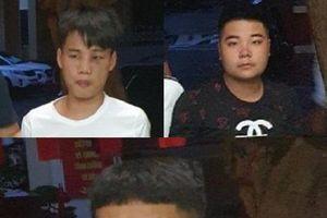 Hải Phòng: Nhóm đối tượng nổ súng bắn người, trốn lang bạt khắp các tỉnh