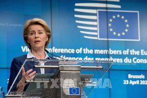 EC đề xuất quỹ phục hồi kinh tế lớn nhất trong lịch sử