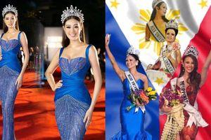 2 lí do không thể bàn cãi để Khánh Vân diện sắc đỏ ở Miss Universe 2020!