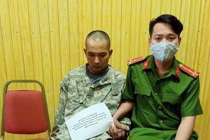Bắt đối tượng mang vũ khí, vận chuyển ma túy từ Lào về Thanh Hóa để bán kiếm lời