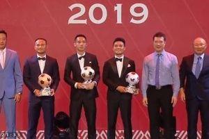Đỗ Hùng Dũng nói gì khi giành danh hiệu Quả bóng Vàng Việt Nam 2019?