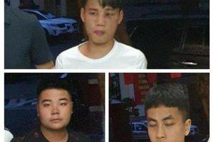 Bắt giữ nhóm đối tượng nổ súng tại bến xe Tiên Lãng làm người khác trọng thương