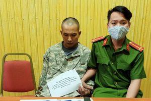 Thanh Hóa: Bắt giữ đối tượng tàng trữ số lượng lớn ma túy mang theo súng