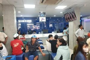 Samsung nói sự cố 'đơ' điện thoại 23-5 là do lịch Âm nhuận hai tháng Tư