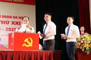 Đại hội Đảng bộ cơ quan Thành đoàn Hà Nội, nhiệm kỳ 2020-2025 thành công tốt đẹp