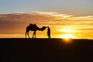 Ngất ngây trước vẻ đẹp huyền bí và yên bình của Morocco