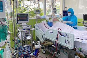Bệnh nhân Covid-19 số 91 tiến triển về tri giác
