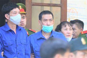 Ngày 29/5, tuyên án 12 bị cáo trong vụ gian lận thi cử ở Sơn La