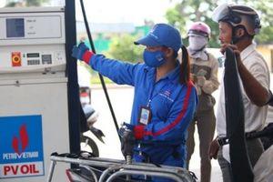 Giá xăng dầu tăng thấp hơn dự báo