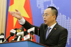 Việt Nam lên tiếng về thông tin Trung Quốc trồng rau trên đảo Phú Lâm