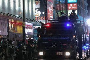 Hơn 360 người biểu tình Hong Kong bị bắt giữ