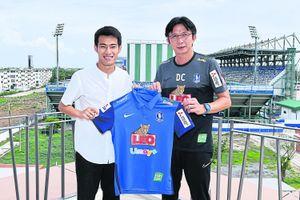 Cựu hậu vệ HA Gia Lai quyết vô địch Thai- League
